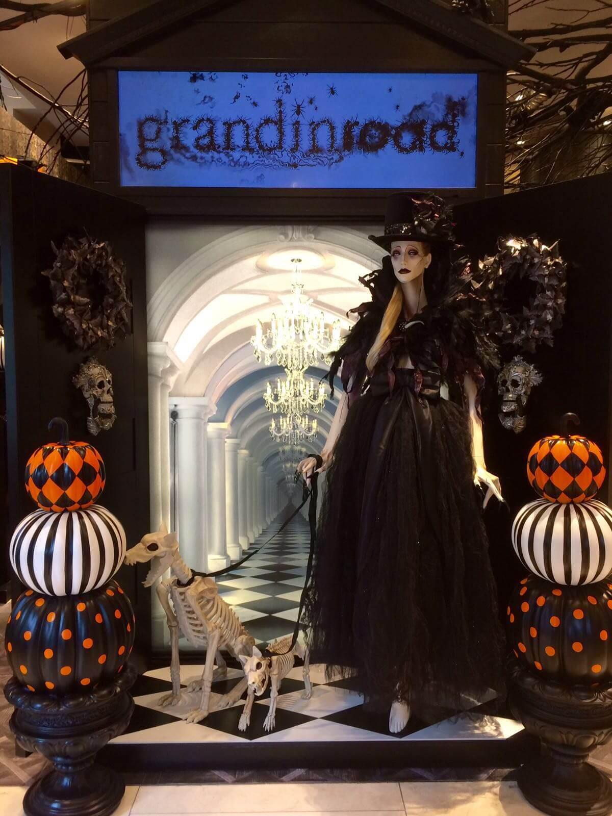 Grandin Road Macy's NYC