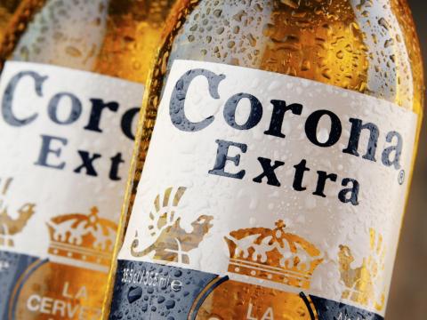Corona in Corona Virus