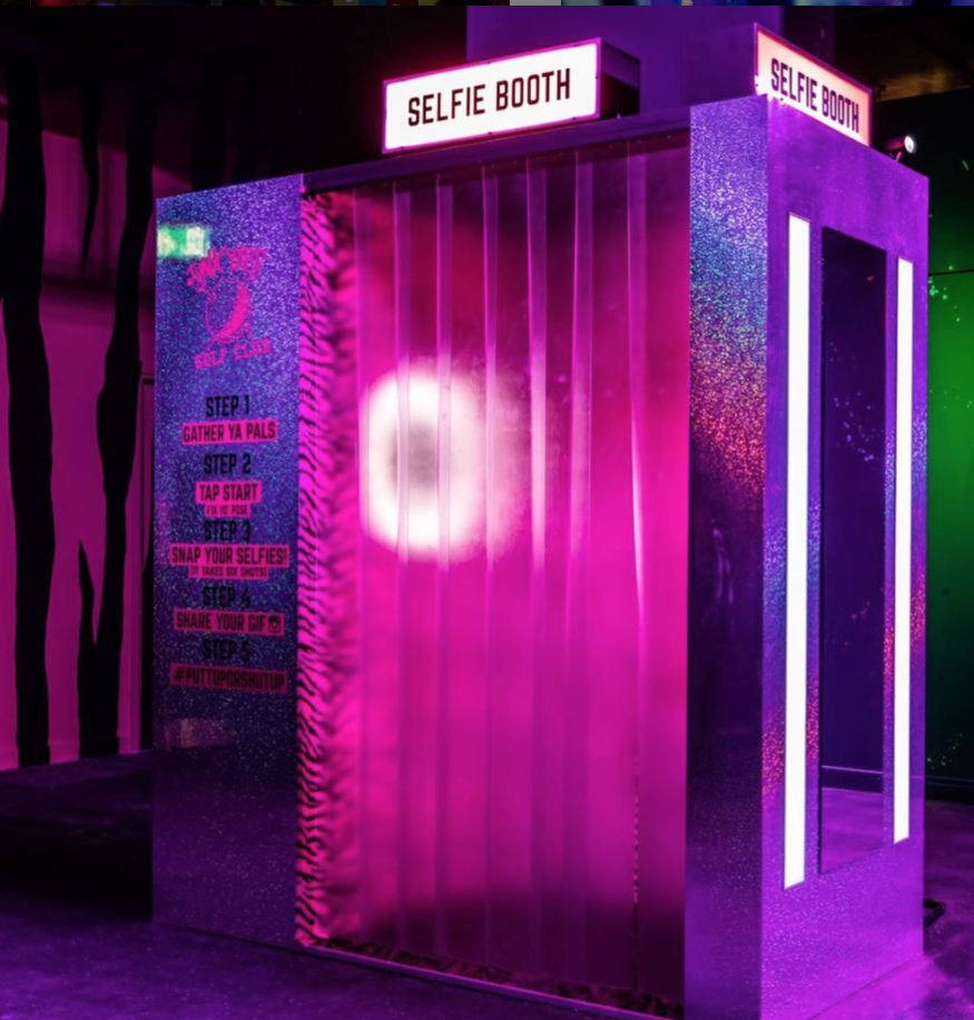 Gif Booth For Venues